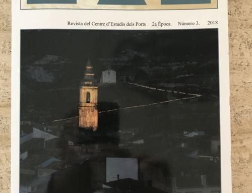 Papers dels Ports de Morella. Fotografia. El Forcall
