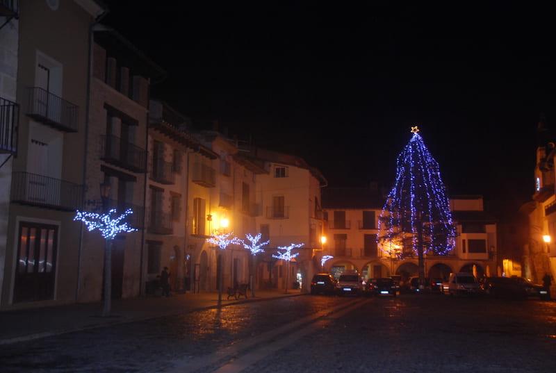 Fireta de Nadal Forcall 2019
